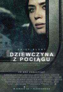 """KOŁO FILMOWE – film """"Dziewczyna z pociągu"""""""