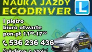 Nauka Jazdy EcoDriver