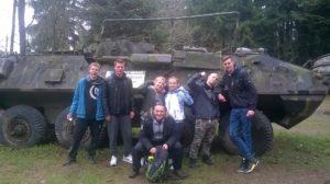 Wycieczka w Góry Sowie