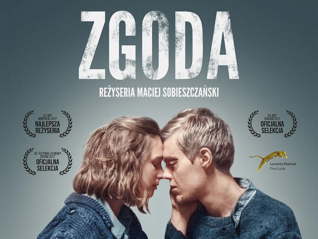 """Wyjście do kina SCK na film pt. """"ZGODA"""""""