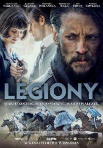 """Wyjście do kina na film pt. """"Legiony""""."""