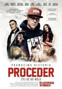 """WYJŚCIE DO KINA NA FILM PT. """"PROCEDER"""""""