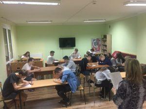 """Konkurs ortograficzny o tytuł """"Mistrza ortografii Bursy Szkolnej"""""""